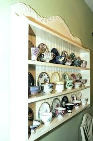 Tea Cup And Saucer Display Stand