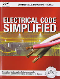 electrical code simplified commercial book 2 p s knight 9780920312452 books ca