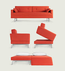 Modern Pull Out Couch The One Night Stand Sleeper Sofa Simply Remove The Cushions And