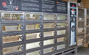 Purpose Of Vending Machine New In France You Can Get Your Oysters From A Vending Machine The Local