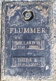 Theda Rosalie Upton Plummer (1919-2005) - Find A Grave Memorial