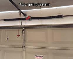 fix broken garage door spring. Garage Door Torsion Spring Replacement Cost Home Interior Furniture Fix Broken E