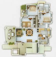 Studio Apartment Designs Apartments With Garages Low Income Floor - Bedroom floor plan designer