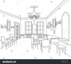 interior design sketches living room. Two One Interior Design Sketches Living Room Point Perspective Drawing Ideas About On Pinterest Sketch Rendering Living.