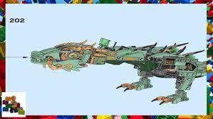 LEGO instructions - The LEGO Ninjago Movie - 70612 - Green Ninja Mech  Dragon (Book 2) - YouTube