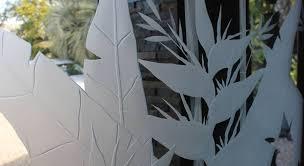 Sandblast Glass Designs Gallery Sandblasted Etched Architectural Art Glass San Diego