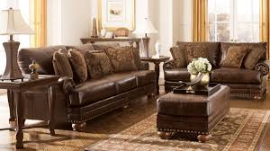 Ashley Furniture Leather Living Room Sets Style Advantage Using