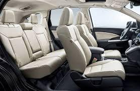 2016 honda cr v lx interior seating