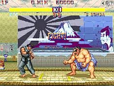 play street fighter 2 for free at pomu com