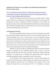 Marketing Research Paper : Live Service For College Students