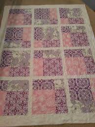 Best 25+ Twin quilt pattern ideas on Pinterest | Twin quilt size ... & Twin sized pink and purple quilt for our niece Emma& Birthday (for her  big-girl bed). May 2013 Adamdwight.com