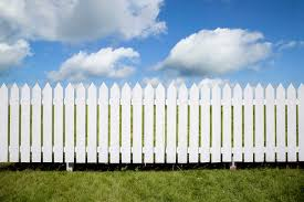 white picket fence. White Picket Fence