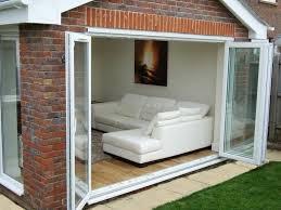 outstanding convert garage door to sliding pictures best