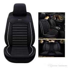 car travel leather seat cover four seasons universal car seat covers for vehicles mazda 3 6 toyota rav4 hyundai volvo ford seat cushion custom car seats