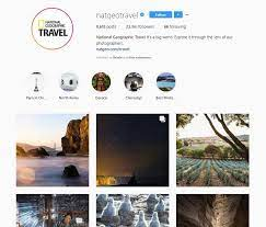 travel insram accounts to follow in 2021