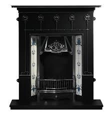 amsterdam cast iron fireplace