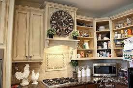 Chalk Painting Kitchen Cabinets Impressive Decoration