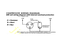 i have a problem central air compressor when i connect graphic