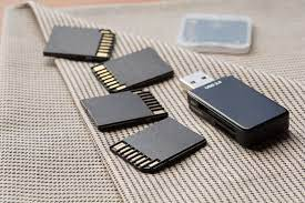 to repair damaged sd card in android