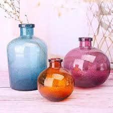 bubble glass vases hand blown flower vases bedroom table vase simple home decoration big red vase big vase from jasm 37 15 dhgate com