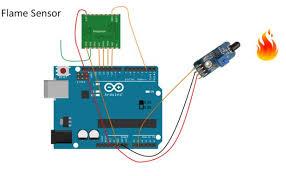 uber home automation w arduino pi 19 steps pictures step 11 uber sensor flame sensor