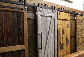 rebarn s full bypass barn door hardware