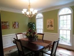 Modern Dining Room Chair Rail