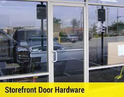 door surgeon commercial door handle