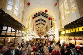 Burlington Christmas Lights 2018 Burlington Arcade Christmas Lights Burlington Arcade
