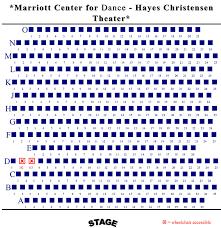 Kingsbury Hall Utah Seating Chart Seating Charts Tickets
