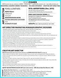 Art Director Resumes Classy Creative Director Resume Associate Creative R Resume Sample Art