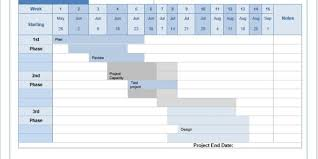 Microsoft Word Schedule Templates Project Schedule Word Template Microsoft Word Templates