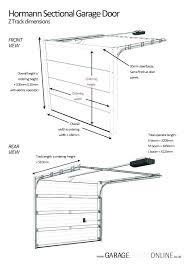 average garage door height standard width and of australia average garage door height standard width and of australia