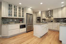 ... frosty white cabinets