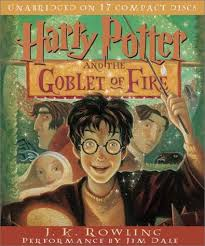 harry potter and the goblet of fire book 4