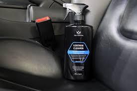 trinova auto cleaner leather
