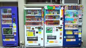 Grocery Store Vending Machine Delectable The Quest To Make Japan's Millions Of Vending Machines More Fun