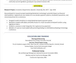 Listing Education On Resumes Resumes Resume Cv Example