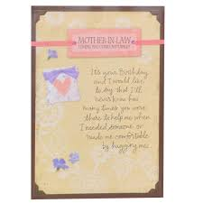 Birthday greetingsbirthday |Cards for mother in law – Hallmark India via Relatably.com