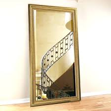 image of wall mirrors ikea gold design