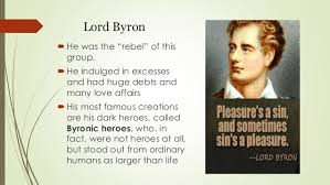 byronic heroes assignment byronic heroes friday 10th 2015 2