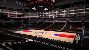 La Clippers Introduce Axs Fansight Interactive 3d Seat Views