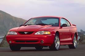 1998 Ford Mustang SVT Cobra Specs and Photos | StrongAuto