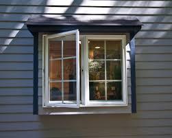 Window Exterior Design