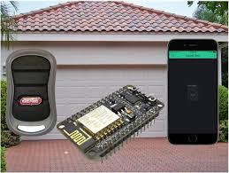 iphone garage door openerIPhone  Android 8266 Arduino Blynk Garage Door Opener 5 Steps