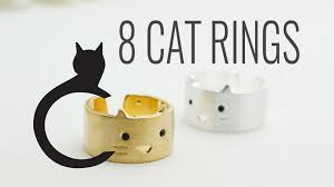 gifts for cat lovers the cat ring birthday gifts for her cat lovers 27 diy