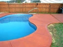 Cool Deck Paint Color Chart Pool Deck Paint Colors Emmalegere Co