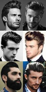Types Of Hairstyle For Man the pompadour haircut what it is & how to style it fashionbeans 6413 by stevesalt.us