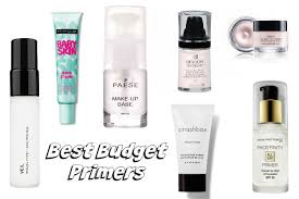 best makeup primer for dry skin what 39 s the budget pores â make