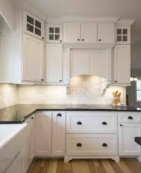 White Inset Kitchen Cabinets